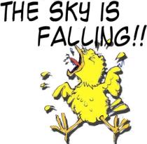 Sky is falling 1